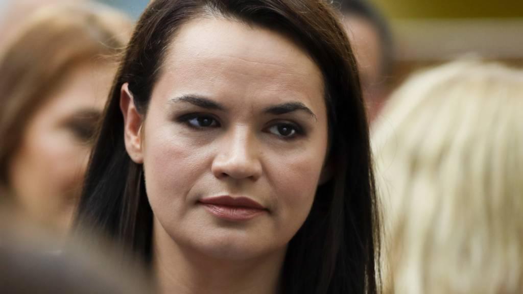 Belarus-Wahl: Tichanowskaja erkennt keine Niederlage an