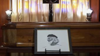 Der nicaraguanische Dichter und Theologe Ernesto Cardenal ist auf einer Insel im Nicaraguasee bestattet worden. (Archivbild)