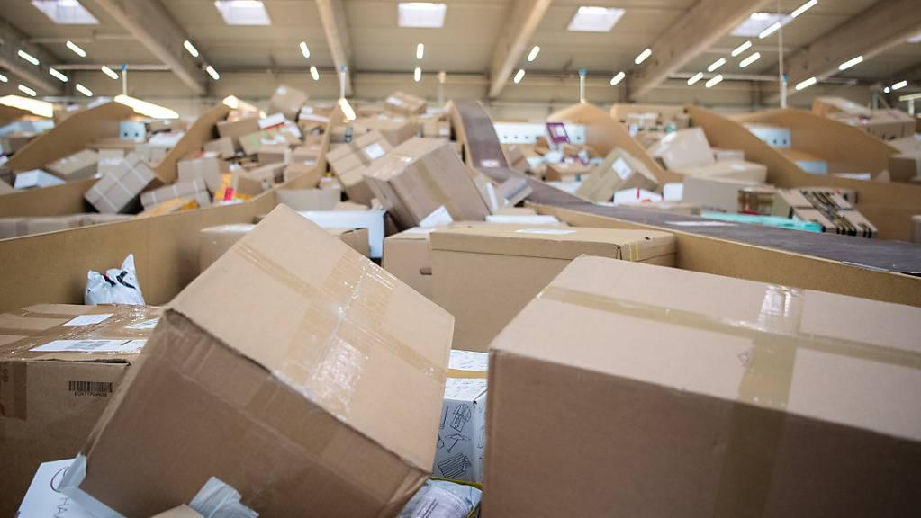 Der Onlinehandel hat 2020 einen Wachstumssprung hingelegt. (Symbolbild)