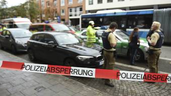 Messerangriff in München