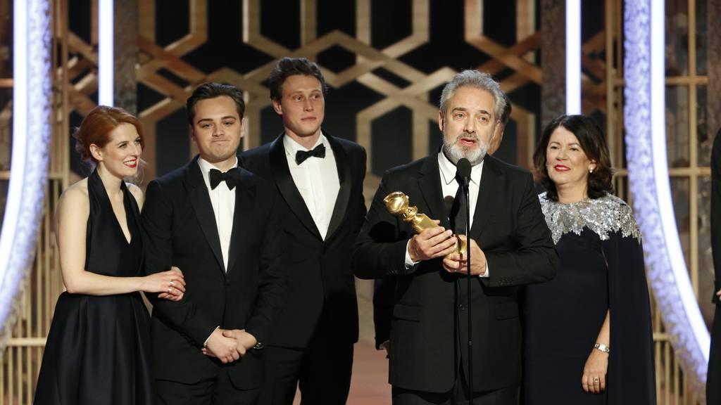 Kriegsdrama und Tarantino-Komödie gewinnen bei Golden Globes
