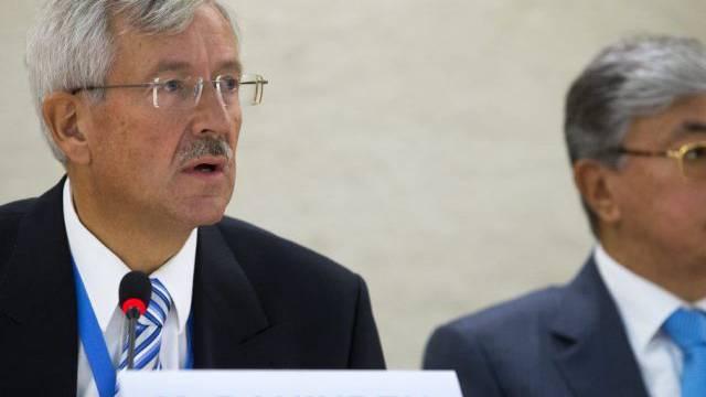 Martin Dahinden leitet die DEZA (Archivbild)