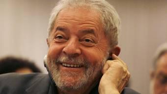Gegen den früheren brasilianischen Präsidenten Luiz Inácio Lula da Silva sind Ermittlungen eingeleitet worden. (Archiv)