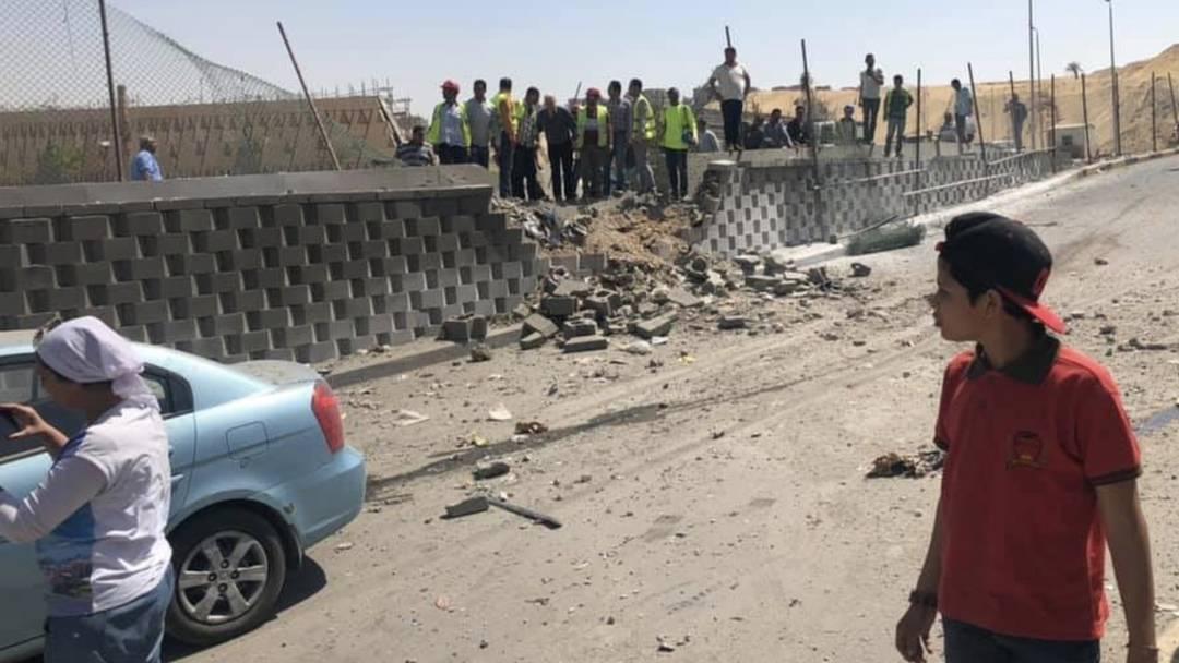 Bombenanschlag auf Touristenbus in Kairo