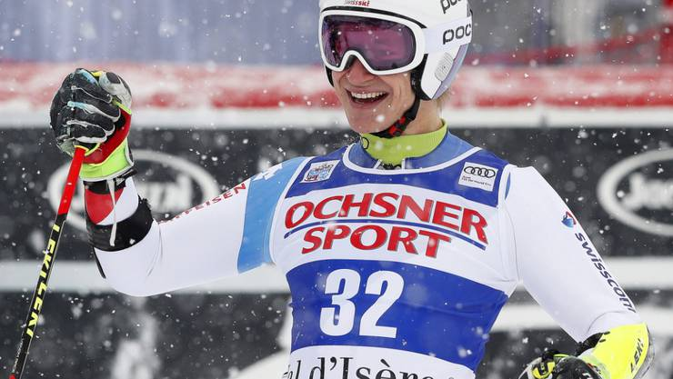 Marco Odermatt war am Wochenende schon im Weltcup erfolgreich unterwegs