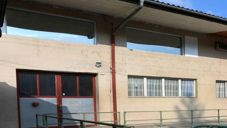 In diesem Klublokal in Trimbach kam es zur Schussabgabe.