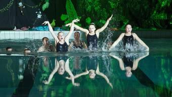 Synchro-Show 2018 von Aristic Swimming Solothurn