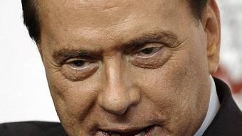 Berlusconis Immunitätsgesetz abgewisen (Archiv)