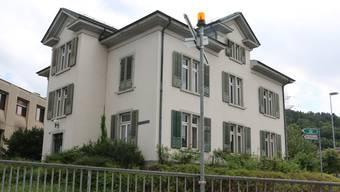 Das Braumeisterhaus der Feldschlösschen AG existiert bereits 116 Jahre.
