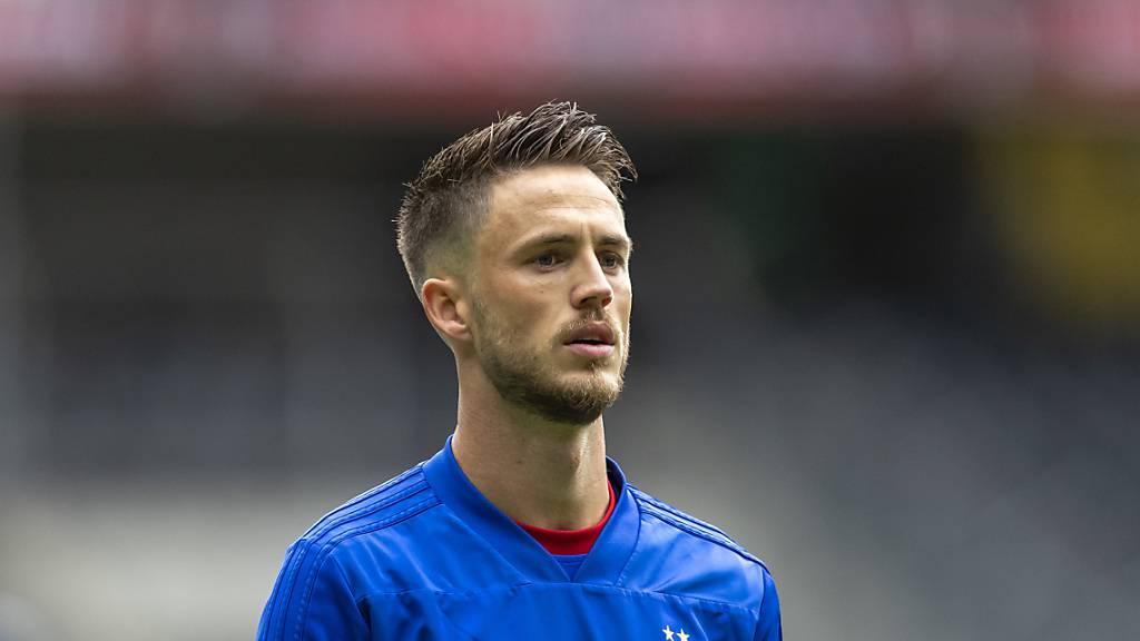 Ricky van Wolfswinkel verlässt den FC Basel