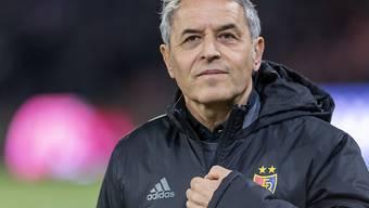 Konnte Marcel Koller mit dem FC Basel näher an die Young Boys heranrücken?