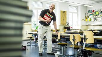«Die Realität sieht so aus, dass manche Schulen in den Sommerferien noch kurzfristig Lehrpersonen einstellen müssen», sagt Philipp Grolimund, Präsident Schulleiterverband Aargau.