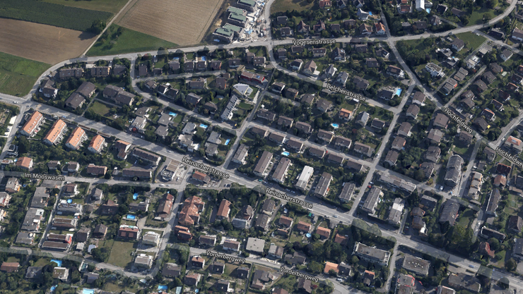 Therwil ist nun eine Stadt.