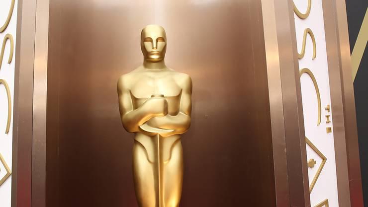 Wenn die Ausgezeichneten ihren Oscar in Empfang nehmen, sollen sie keine ellenlangen Dankesreden mehr halten, finden die Organisatoren der Oscar-Verleihung. (Archiv)