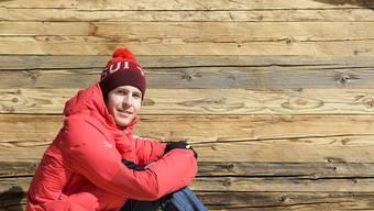 Trainiert neu vollständig mit dem norwegischen Team: Nordisch-Kombinierer Tim Hug