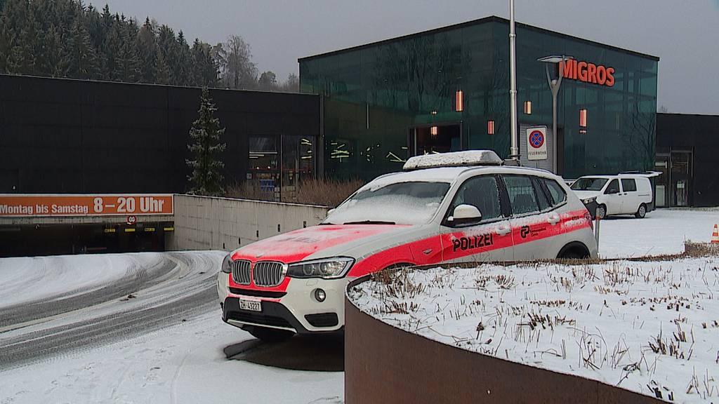 Rüschlikon (ZH): Polizei schiesst auf Bankomat-Knacker - ein Täter flüchtig