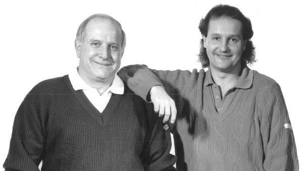 Zwei Legenden: Walter und Walter J. Scheibli