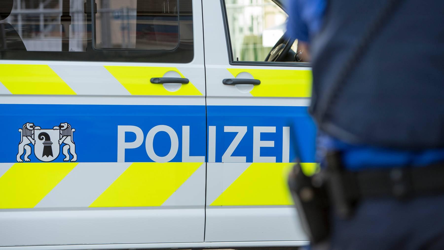 Die Kantonspolizei Basel-Stadt sucht einen unbekannten Mann. (Symbolbild)