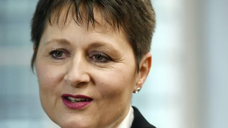 Neues Amt, neue Sprecherin: Franziska Roth wechselt Departementssprecherin aus