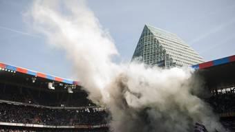 Die FCB-Fans in der Muttenzerkurve stehen immer wieder in der Kritik. (Archiv)