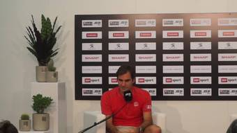 Federer über seine Turnierwoche und die Bedeutung des zehnten Titels