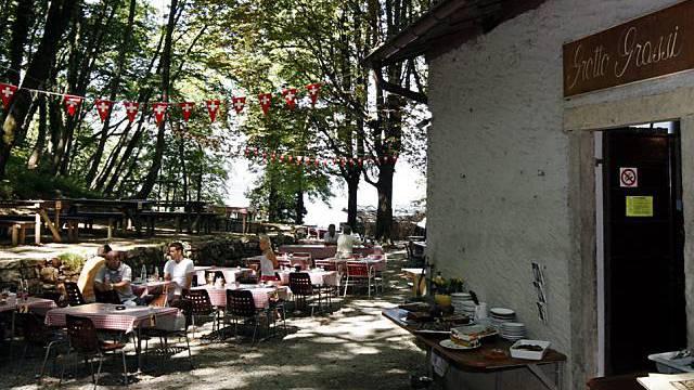 Tessiner Grotti sind beliebt (Archiv)
