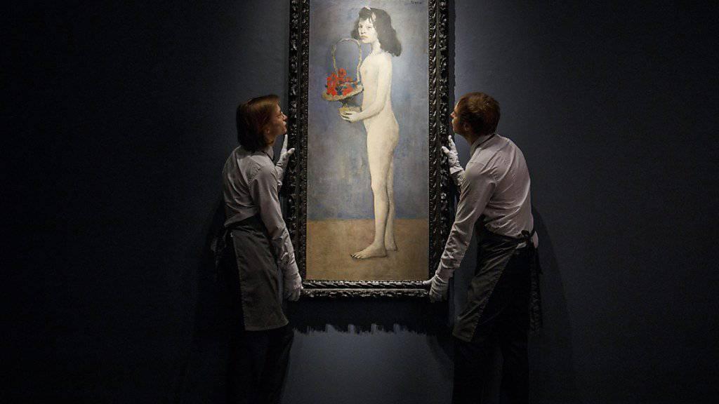 Rockefeller-Auktion könnte Rekord knacken