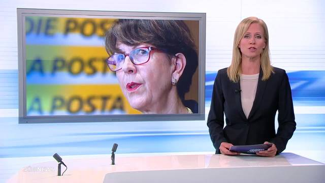 Postchefin Susanne Ruoff tritt überraschend zurück