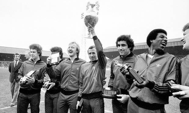 Als Aufsteiger gelang der Mannschaft unter Trainer Brian Clough der Sprung auf Platz 1 und damit der Gewinn der Meisterschaft in der Football League First Division 1977/78. Das Team um Peter Shilton, Martin O'Neill und Tony Woodcock musste in 42 Spielen nur drei Niederlagen hinnehmen und distanzierte damit den Serienmeister der siebziger Jahre, den FC Liverpool, deutlich auf Platz zwei.