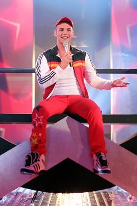 Egal ob Balladen, Rock- oder Pop-Songs - Pietro kann alles singen. (RTL)