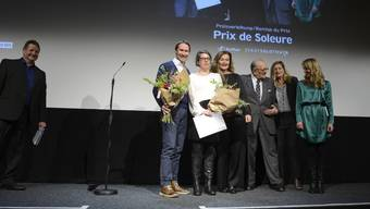 Soirée clôture an den 52. Solothurner Filmtage: Verleihung Prix de Soleure und Prix du public