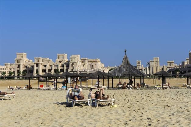 Hotelanlage auf Boavista: Die Verbauung von Stränden setzt der Meeresschildkröte zu. imago