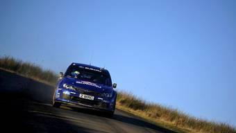 20-jähriger Subaru-Fahrer verwechselte in Untersiggenthal die Strasse mit einer Rennstrecke. (Symbolbild)