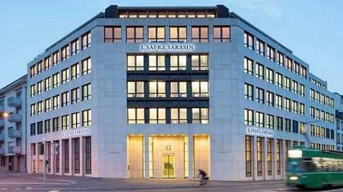 Meldet erneut mehr Kundenvermögen und Gewinn: Die J. Safra Sarasin.