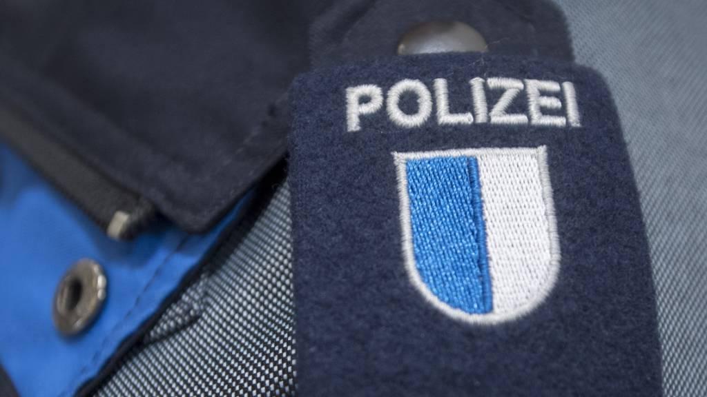 Polizei fasst in Luzern drei mutmassliche Sprayer