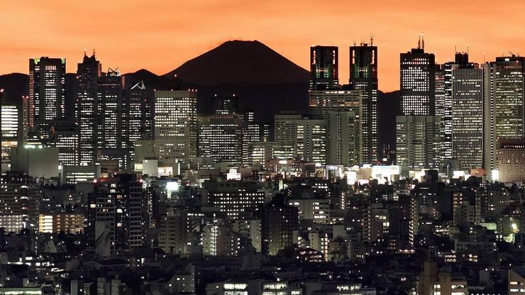 Platz 1: Tokio begeistert weiterhin mit seinen Widersprüchen: ultramodernen Wolkenkratzern und ruhigen Tempeln