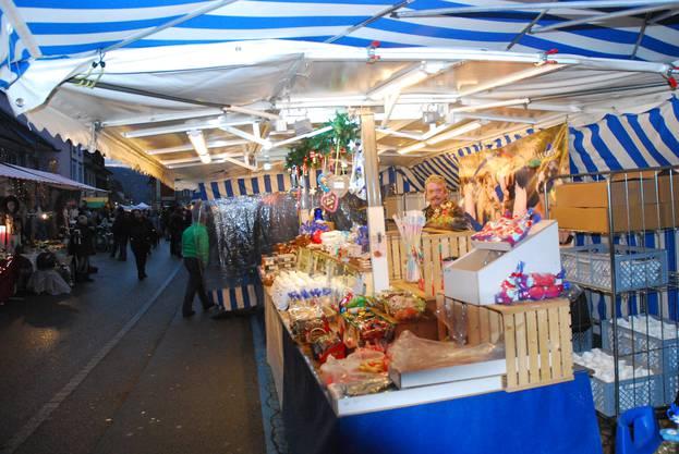 Impressionen vom Fricker Weihnachtsmarkt
