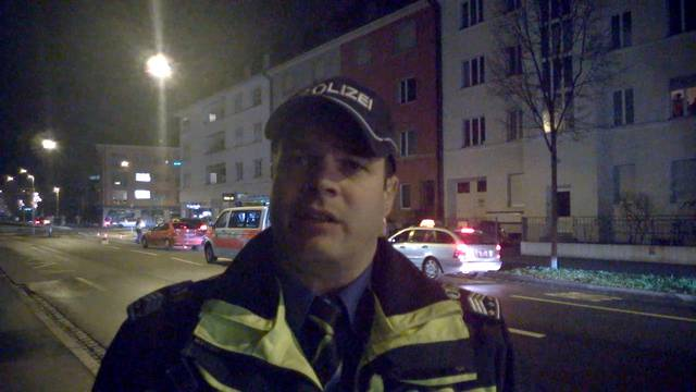 Ivan Minuz, Ressortleiter Kontrolle bei der Kantonspolizei Basel-Stadt, sagt, was für ihn das Schönste an einer solchen Aktion ist.