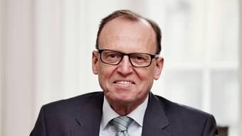 Flemming Besenbacher, Verwaltungsrats-Präsident von Carlsberg.HO