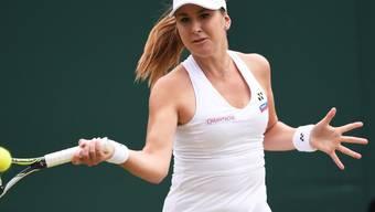 Belinda Bencic trifft schon zum Turnierauftakt auf die Nummer 17 der Welt