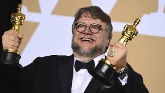 Der Oscar-Preisgewinner, Guillermo del Toro, plant ein neues Projekt mit Netflix. (Archivbild)