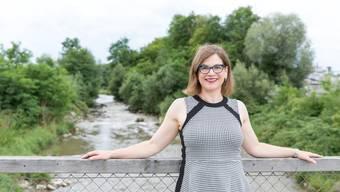 Franziska Graf - die Regierungsratskandidatin in Bildern