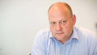 Der Spreitenbacher Gemeindepräsident Valentin Schmid (FDP).