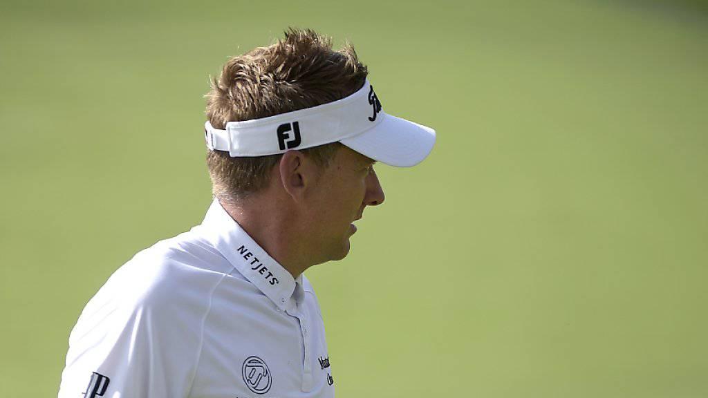 Ian Poulter ist ein Golfer mit unerhörtem Kampfgeist