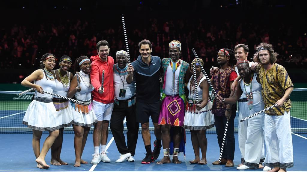 Match for Africa 2 war ein voller Erfolg
