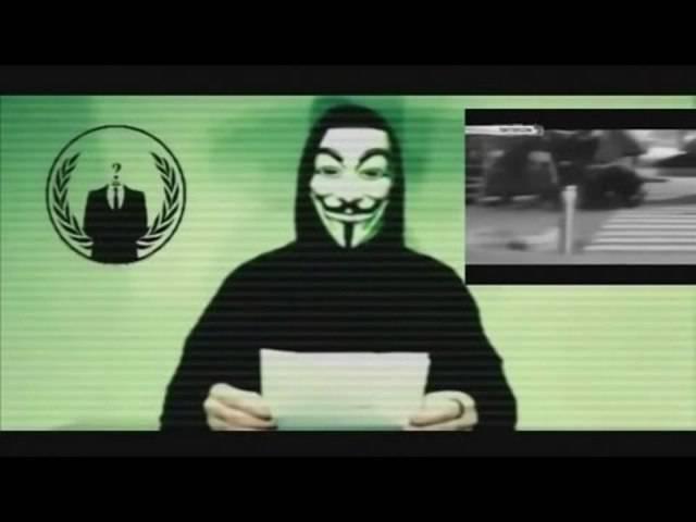 Anonymous sagt dem IS den Kampf an