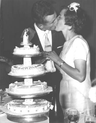 Hochzeit vom 17.08.1963