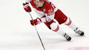 Niklas Ehlers zeigte gegen Tschechien eine überzeugende Leistung