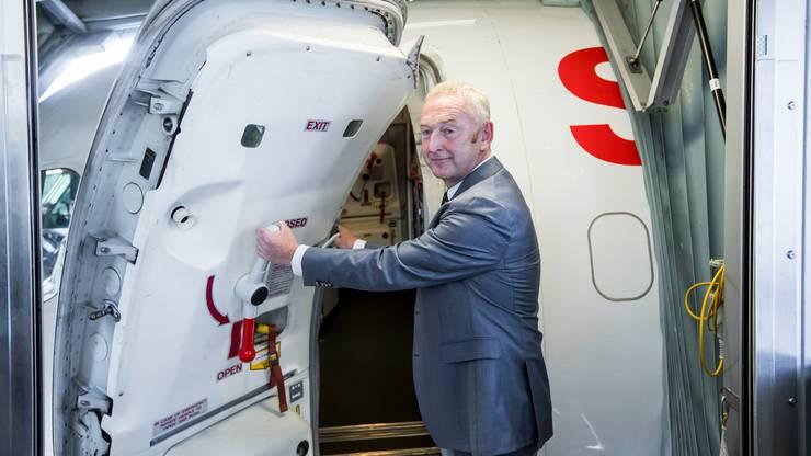 Klühr verabschiedet die Flugzeuge des Typs Jumbolino im August 2017 in Pension.