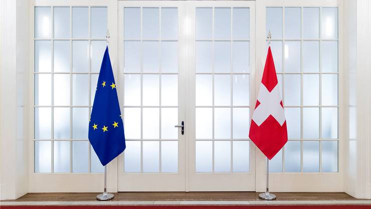 Wird das Rahmenabkommen nachverhandelt? Brüssel und Bern sind sich uneins.